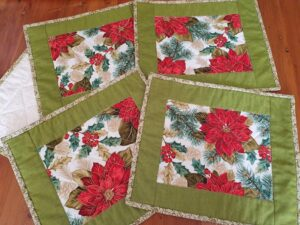 placemats for christmas