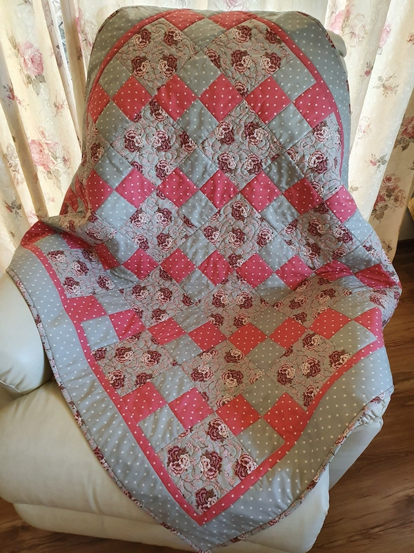 quilts made to order irish chain
